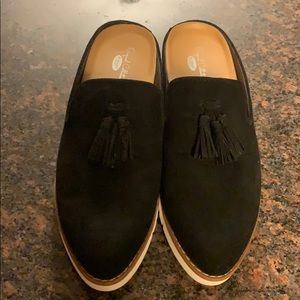 Dr Scholls Original Collection Suede Like slip ons